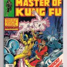 Shang-Chi, Master of Kung Fu #74 b (1979) very fine condition or better.