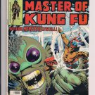 Shang-Chi, Master of Kung Fu #75 (1979) very fine / near mint condition comic