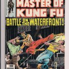 Shang-Chi, Master of Kung Fu #76 (1979) very good / fine condition comic