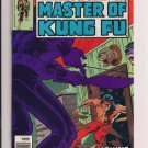 Shang-Chi, Master of Kung Fu #78 b (1979) very fine condition comic or better