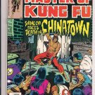 Shang-Chi, Master of Kung Fu #90 (1980) very fine / near mint condition comic