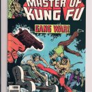 Shang-Chi, Master of Kung Fu #91 (1980)  near mint condition comic