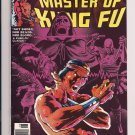 Shang-Chi, Master of Kung Fu #101 (1981) very fine condition comic or better