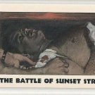 #133 The Battle of Sunset Strip  True Crime Trading Cards Series II (1992)