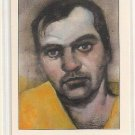 #166 Donald Evans True Crime Trading Cards Series II (1992)