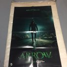 Arrow TV Show Promo Poster (2014) - DC Comics - Stephen Amell