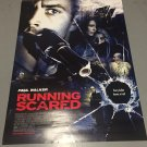 Running Scared Movie Poster 27 x 40 s/s Paul Walker (p1) FREE SHIPPING