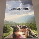 2009 Sin Nombre Movie Theater Poster Double Sided Original 27x40  (P1) FREE SHIPPING