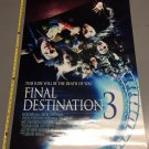 Final Destination 3 Movie Poster 27 x 40 inches FREE SHIPPING (p1)