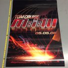 MI3 Mission Impossible 3 Move Poster 27x40 Tom Cruise FREE SHIPPING (p1)
