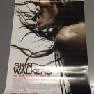 Skin Walkers Skinwalkers Movie Poster (2006) 27 x 40 inches (P1) FREE SHIPPING