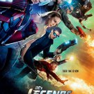 DC's LEGENDS OF TOMORROW (12 x 18 inches) TV SERIES POSTER s/s FREE SHIPPING