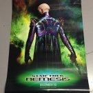 Star Trek Nemesis Original SS 27 x 40 in Movie Poster Patrick Stewart (p3) FREE SHIPPING