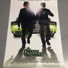The Green Hornet Movie Poster 27x40 Free shipping (p3) SETH ROGAN JAY CHOU