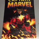 2007 Captain Marvel Poster (24x36 inches) art by Ed Mcguinness New Unused