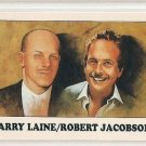 #28 Barry Laine / Robert Jacobson  1993 AIDS Awareness Trading Card (Eclipse Enterprises)
