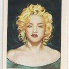 #99 Madonna  1993 AIDS Awareness Trading Card (Eclipse Enterprises)