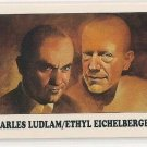 #30 Charles Ludlam / Ethyl Eichelberger  1993 AIDS Awareness Trading Card (Eclipse Enterprises)