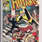 New Mutants #10 (1983) very fine / near mint condition (st7)