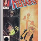 New Mutants #23 (1985) near mint condition comic (sh2)