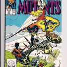 New Mutants #61 (1988) fine / very fine condition comic (st7)