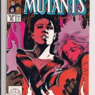 New Mutants #62 (1988) fine / very fine condition comic (st7)