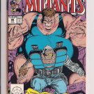 New Mutants #88 (1988) near mint condition comic (st7)