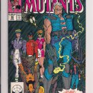 New Mutants #90 (1988) near mint condition comic (st7)