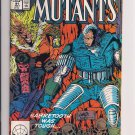 New Mutants #91 (1988) near mint condition comic (st7)
