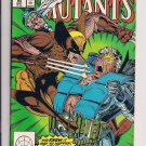 New Mutants #93 (1988) vf / near mint condition comic (st7)