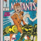 New Mutants #95 (1990) near mint condition comic (st7)