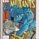 New Mutants #96 (1990) near mint condition comic (st7)