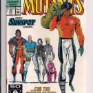 New Mutants #99 (1991) very fine condition comic (st7)