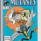 New Mutants #58 (1987) near mint condition comic (ga4)