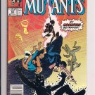 New Mutants #83 (1989) near mint condition comic (ga4)