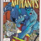 New Mutants #96 a (1989) vf / near mint condition comic (ga4)