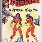 Spider-Woman #25 (1980) Spiderwoman very fine condition comic or better (ga6)