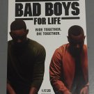 Bad Boys for Life Movie Lobby Promo Poster (2020) Black Lettering SS (11 1/2 x 17 in) FREE SHIPPING