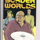 Border Worlds #3 (1986) Kitchen Sink Comix very fine condition comic sh3