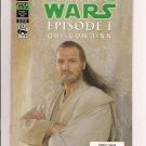 Star Wars Episode 1 a (Qui-Gon Jinn) near mint condition comic Dark Horse sh4