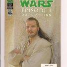 Star Wars Episode 1 b (Qui-Gon Jinn) vf / nm condition comic Dark Horse sh4