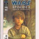 Star Wars Episode 1 (Anakin Skywalker) near mint condition comic Dark Horse sh4