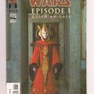 Star Wars Episode 1 (Queen Amidala) vf / nm condition comic Dark Horse sh4