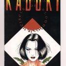 Kabuki Circle of Blood Act 3 (1995) nm 1st printing art by David Mack sh2