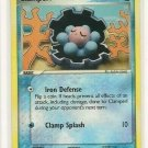 Pokemon Clamperl (Legend Maker) 51/92 near mint card Non Holo Common