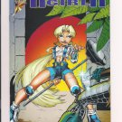Hammer Girl #2 (1996) Brainstorm Comics  near mint condition or better sh4