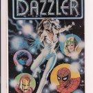 Dazzler #1 (1981) vf / near mint condition comic Marvel Comics  sh3