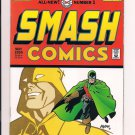 Smash Comics #1 (1999) near mint condition comic Hourman Dr. Mid-Nite sh4