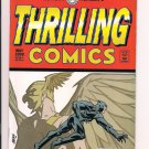 Thrilling Comics #1 (1999) near mint condition comic Hawkman Wildcat sh4