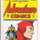 Adventure Comics #1 (1999) near mint condition comic Starman The Atom sh4